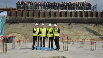CSL Behring legt Grundstein für 400 Millionen-Projekt