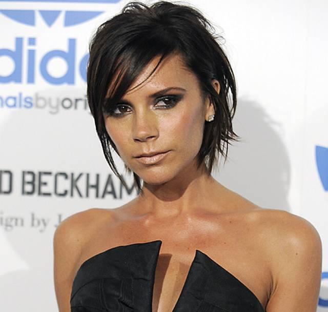 Victoria Beckham Trennt Sich Von Ihrer Pagenkopf Frisur