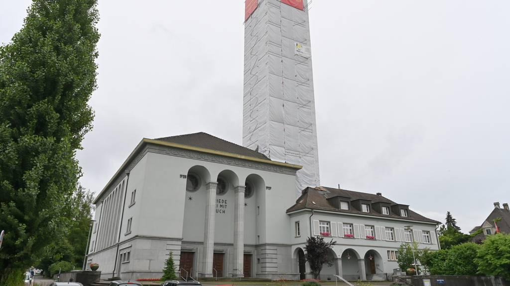 Wer hat auf die Oltner Friedenskirche geschossen?