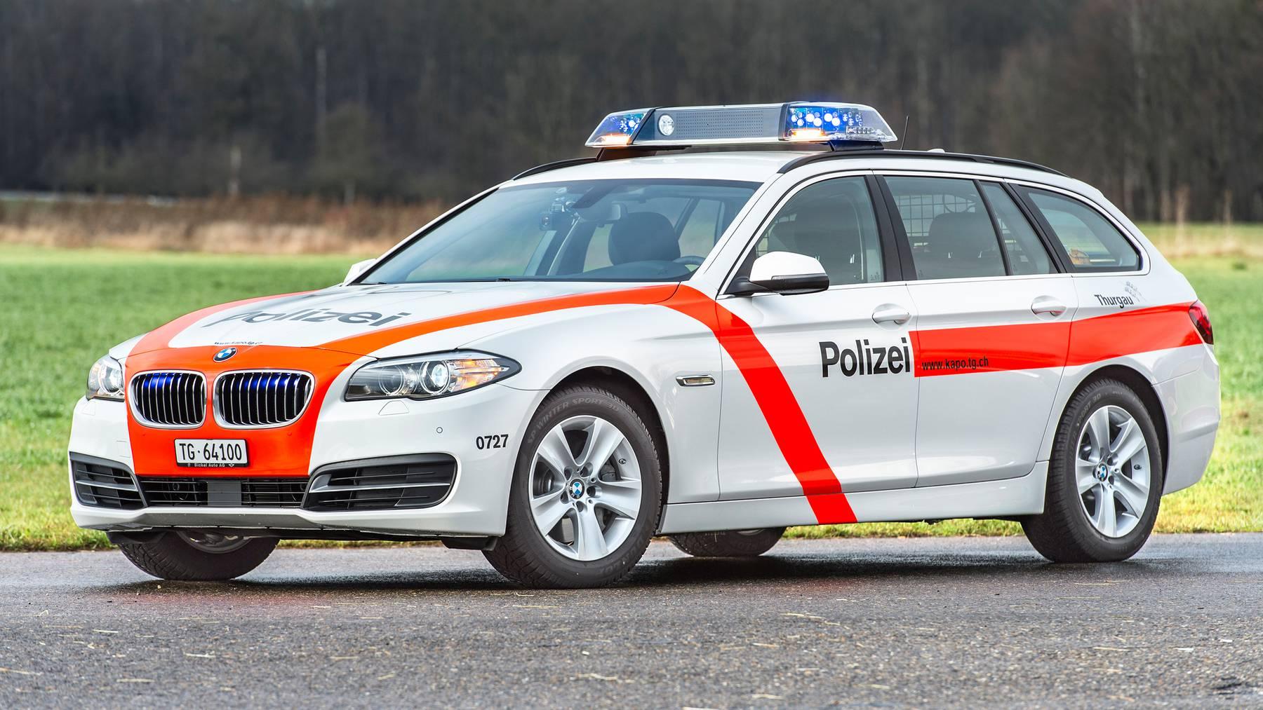 KAPO TG_Symbolbild Polizeifahrzeug 1