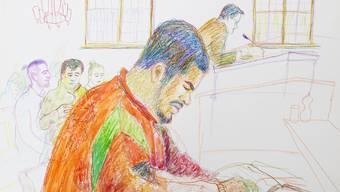 """""""Carlos"""" ist wohl einer der bekanntesten Schweizer Straftäter – und wird möglicherweise verwahrt. (Archiv)"""