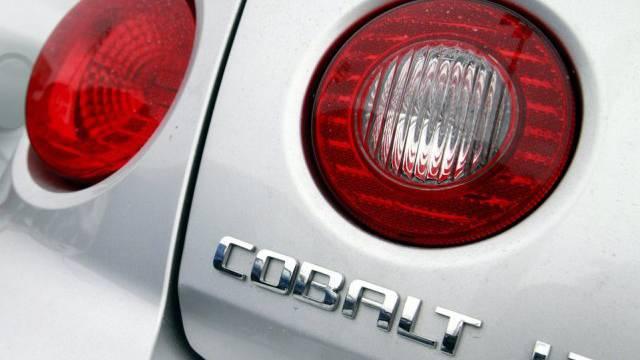 Zurückgerufen in den USA: Chevrolet Cobalt (Archiv)