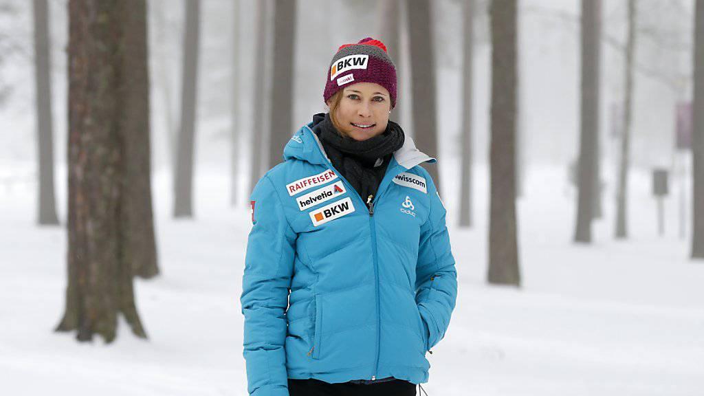 Seraina Boner war schon beim letzten WM-Start einer Schweizer Frauen-Staffel 2007 in Sapporo dabei