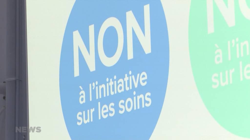 Parlamentarischer Gegenvorschlag: die Gegner der Pflegeinitiative lancieren Kampagne