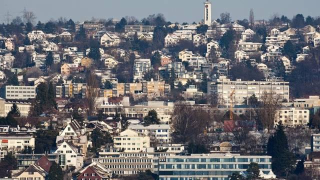 Im Raum Zürich wird das Bevölkerungswachstum bis 2035 besonders stark ausfallen (Archiv)