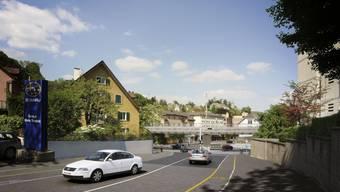 Kantonsstrassenprojekt Schadenmühle