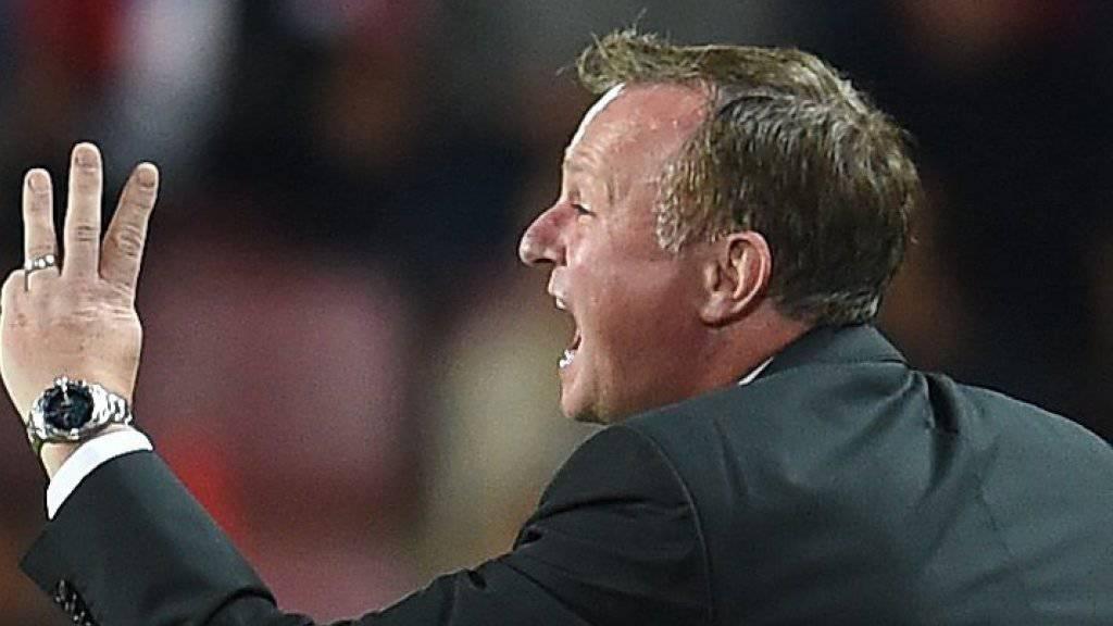 Michael O'Neill will in der WM-Barrage mit Nordirland gegen die Schweiz verblüffen