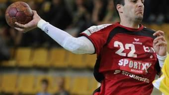 Sepp Schwander achtfacher Torschütze für BSV Bern Muri