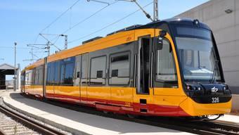 Die neuen Züge von Vossloh