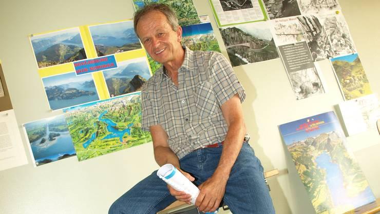 Ruhestand nach 45 Dienstjahren als Primarlehrer in Kappel: Josef Rudolf von Rohr.