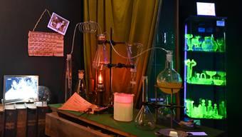 Radium Ausstellung
