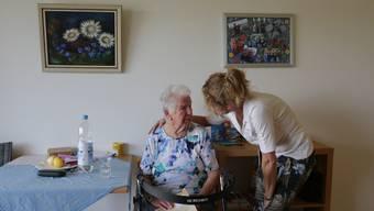 Alterssitz Lüterswil wird 75 Jahre