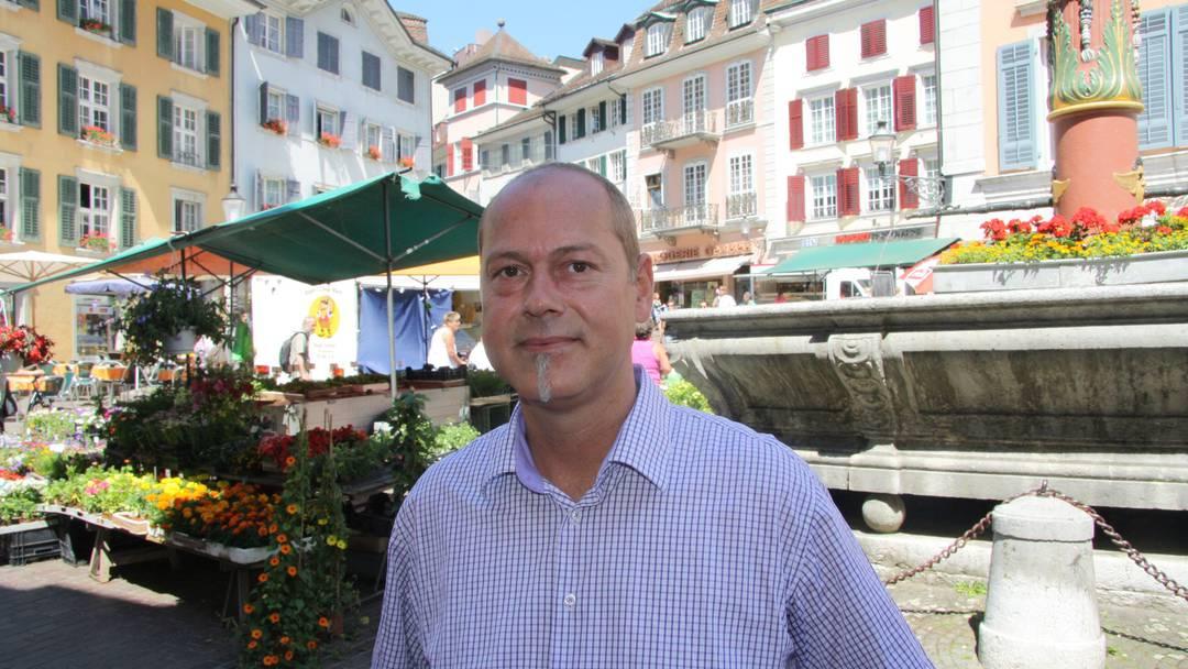 Chris van den Broeke, OK-Chef des Märetfeschts im Interview