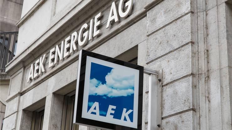 «Wir dürfen heute auf ein erfolgreiches und bewegtes Jahr zurückblicken», sagte AEK-Verwaltungspräsident Pirmin Bischof.