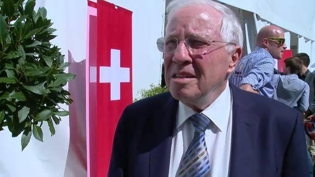 Blocher nimmt Stellung zu Wahlkampf-Kritik