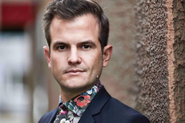 «Der Holocaust hatte viele Unterstützerinnen und Unterstützer in der Schweiz»: Raphael Rauch, Redaktionsleiter von kath.ch.