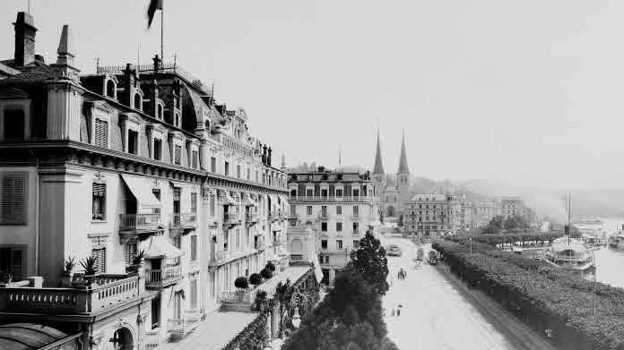 Das Hotel Schweizerhof blickt auf 175 bewegte Jahre zurück
