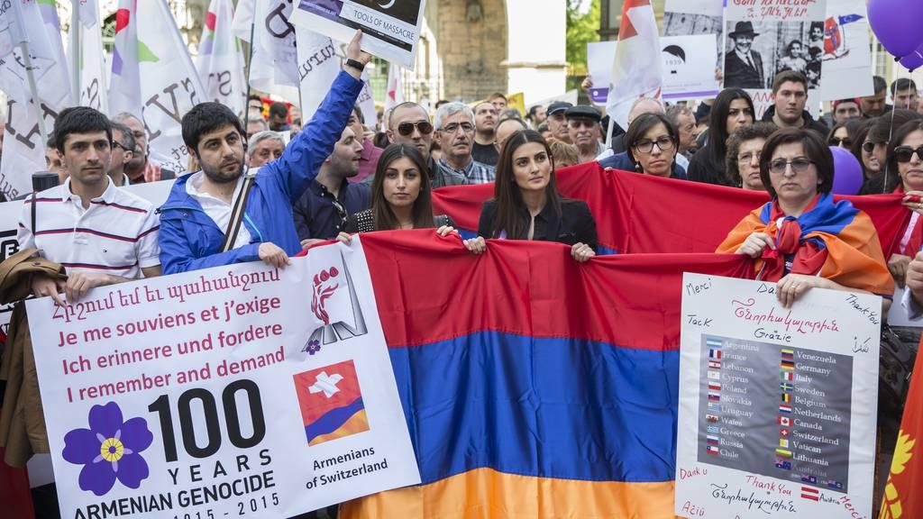Joe Biden erkennt Massaker an Armeniern als Völkermord an