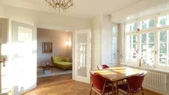Aus alt mach neu: In Basel sollen alte Baumgartnerhäusern nach Originalplan gebaut werden, alte Häuser (Bild Elsässerstrasse) sollen modernisiert werden