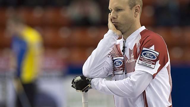 Ratlos: Nur Bronze für Kanadas Skip Pat Simmons