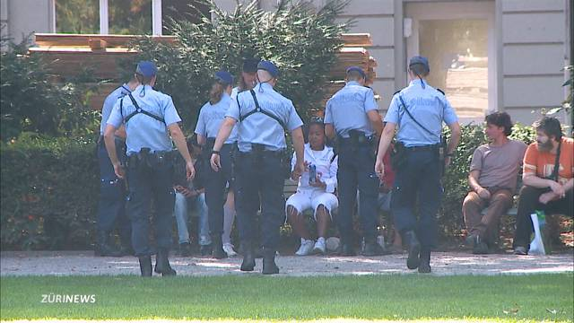 Polizei-Kontrolle aufgrund der Hautfarbe?