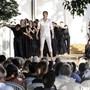 Premiere der Monteverdi-Oper «Heimkehr des Odysseus» auf Schloss Waldegg