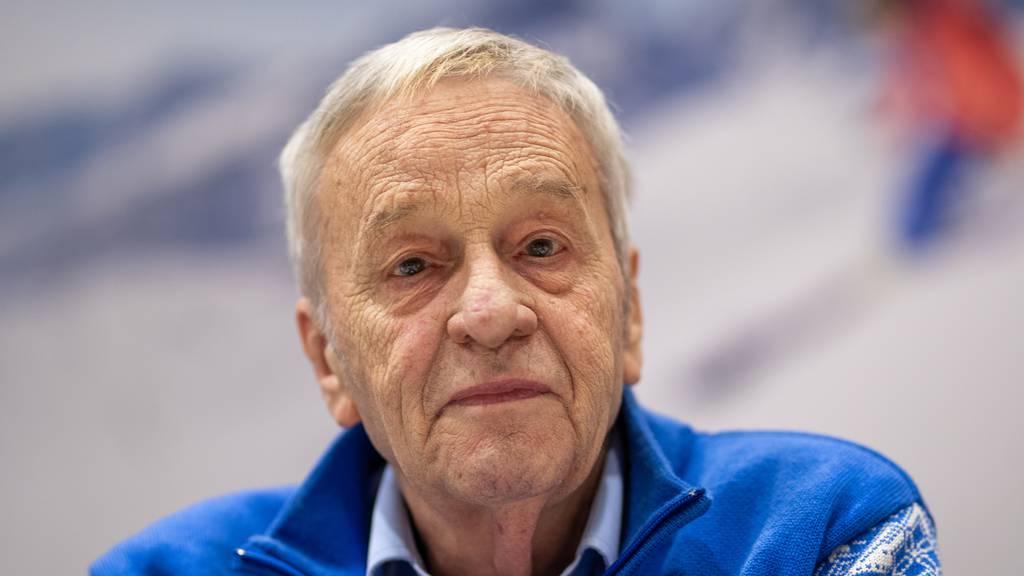 Ex-FIS-Präsident Gian Franco Kasper gestorben