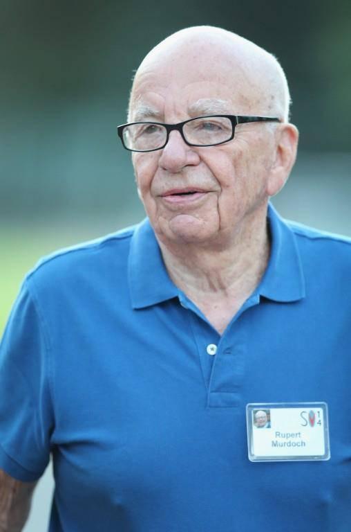 Murdoch im Juli 2014 (© Getty Images)