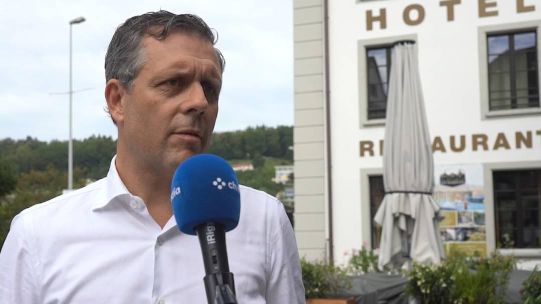 Das sagt CEO André Helfenstein zum Verschwinden der NAB
