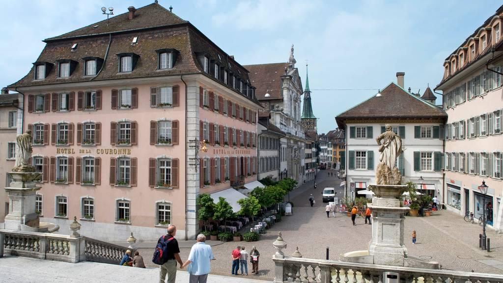 Im Kanton Solothurn gelten ab Dienstag strengere Coronamassnahmen.