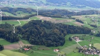 Das Windpark-Projekt in Triengen und Kirchleerau