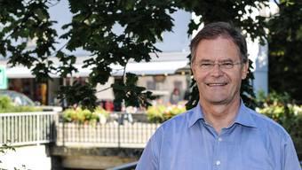 Suspendiert, aber immer noch im Gemeindehaus anzutreffen: Walter Dubler