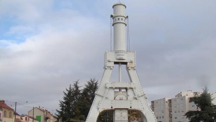 Das ist nicht der Eiffelturm