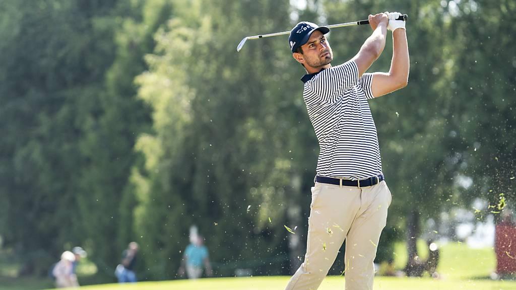 Schweizer Golfer überzeugen an der Swiss Challenge