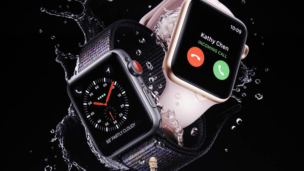 Digital: Apple Watch Series 3