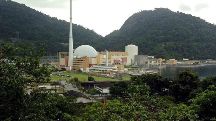 Um einen dritten Reaktor beim AKW in Angra dos Reis ist eine Korruptionsaffäre entbrannt. (Archivbild)
