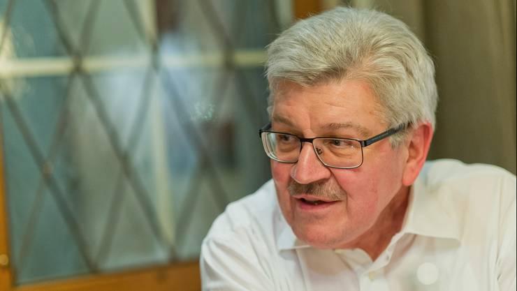 Der am Montag verstorbene Roland Brogli (66†).