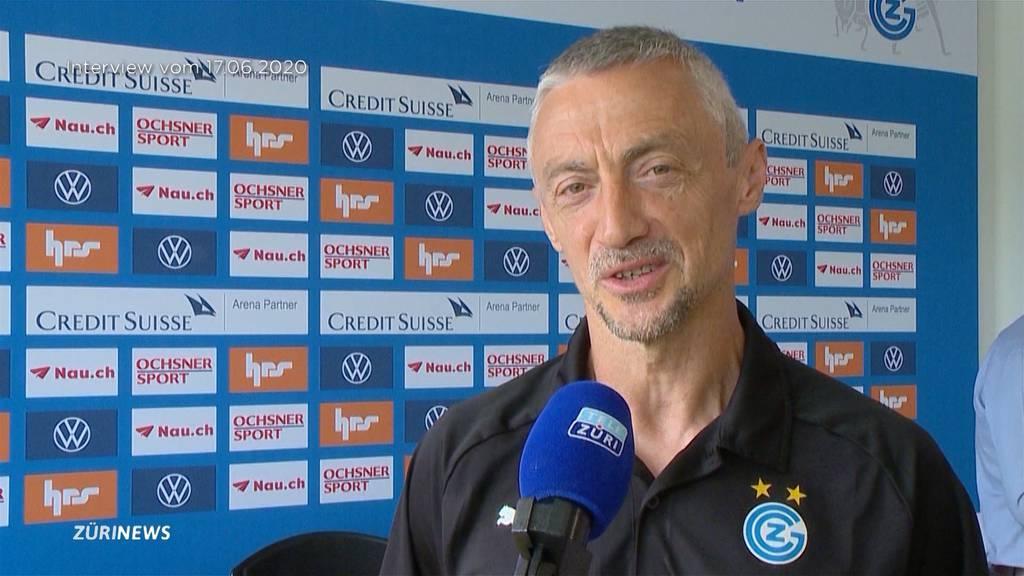 Trainerwechsel beim GC: João Pereira wird durch alten Bekannten ersetzt