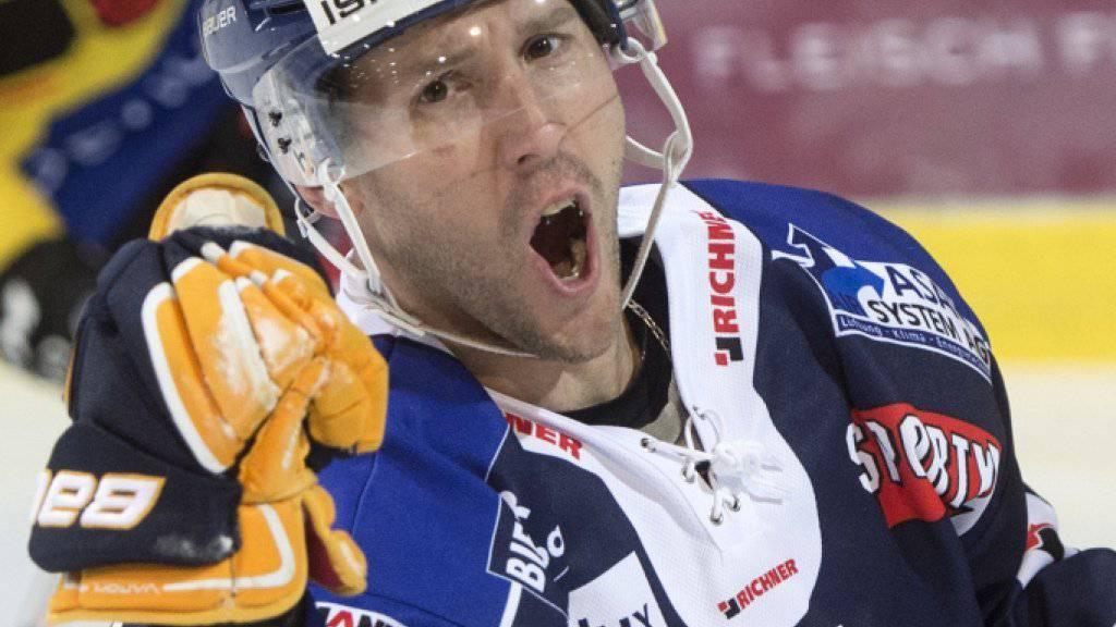 Langenthal bleibt Leader in der National League B