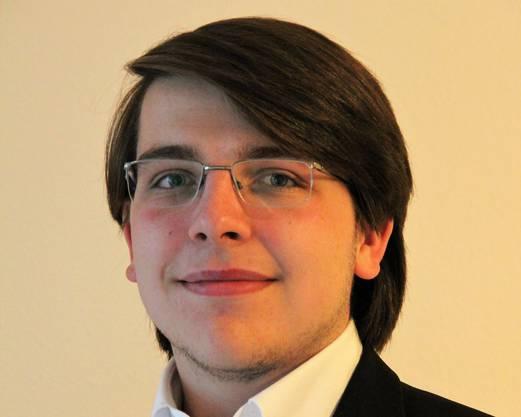 Samuiel Hasler, Kandidat Einwohnerrat Buchs (SVP, neu)