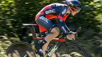 Silvan Dillier wurde 2015 im Zeitfahren Schweizermeister.