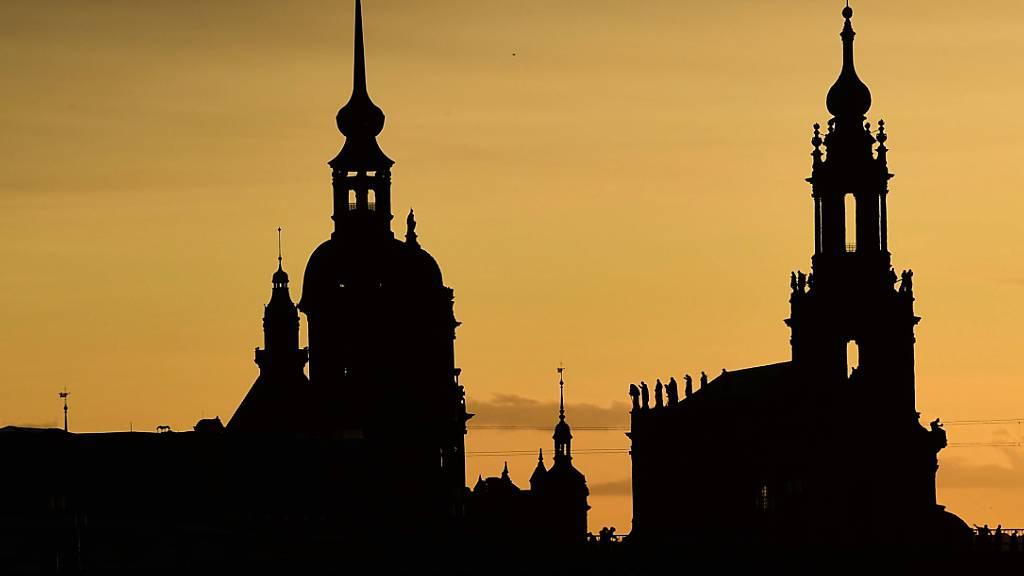 Paraderäume im Dresdner Residenzschloss wiedereröffnet