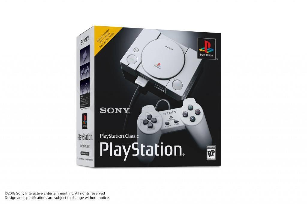 Die neue «Playstation Classic»