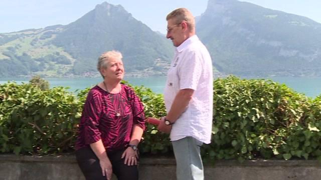 Modernes Märchen: Ehepaar feiert 40. Hochzeitstag