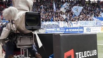 Teleclub sieht sich im Wettbewerb behindert (Archivbild)