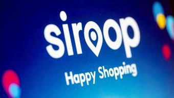 Der Erfolg der Siroop-Plattform stellte sich nicht wie erhofft ein.