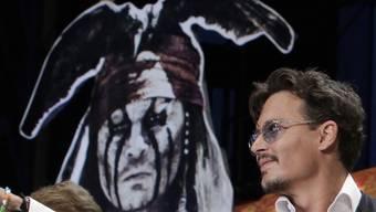 Johnny Depp verkauft sein Anwesen in Südfrankreich mitsamt ein Paar Filmsouvenirs (Archiv)