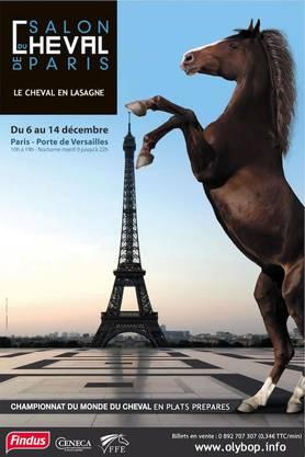Auch die Franzosen reagieren mit Humor auf den Fleisch-Skandal