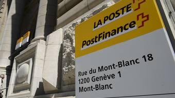 Die Post informierte am Mittwoch über die Zukunft des Genfer Poststellennetzes. (Archivbild)