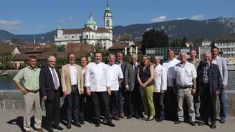 Yvorner, Solothurner und sonstige Gourmets sind bald in der Ambassadorenstadt vereint.